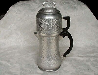 Guardian Service Ware 8 cup coffee pot - great condition - complete 5 piece