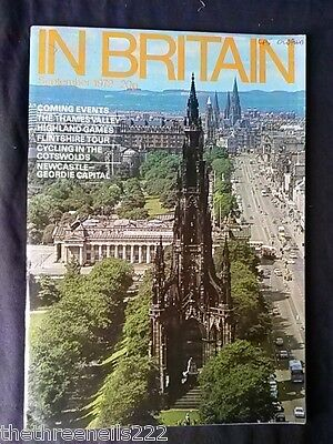In  Britain - Sept 1972 - Highland Games