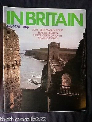In  Britain - July 1975 - Historic Firth Of Forth