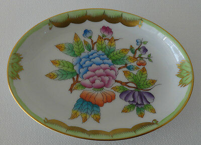 Herend Queen Victoria Ashtray