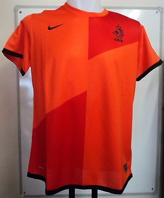 Holland 2012/13  S/s Home Shirt By Nike Size Ladies Xl Brand New With Tags