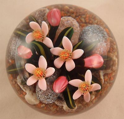 Cathy Richardson's Mini Encased Spring Beauty Paperweight!!