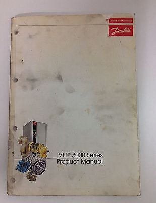 Danfoss * Product Manual * Vlt 3000 Series