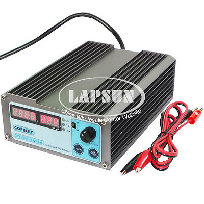 DC 16V 20A Precision Compact Adjustable Digital Switching Power Supply 110/220V