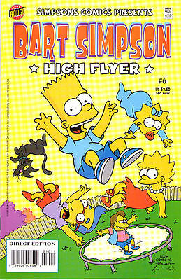 BART SIMPSON #6 - Back Issue