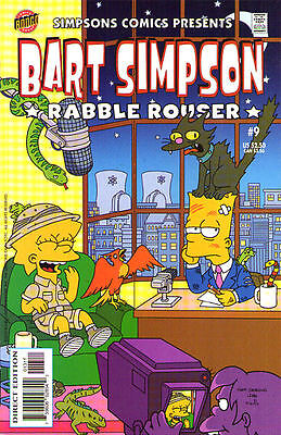 BART SIMPSON #9 - Back Issue