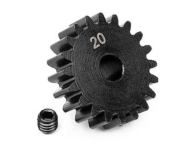 Hpi Racing Savage Flux Hp Gt-2 100919 Pinion Gear 20 Tooth (1M) - Genuine Part!
