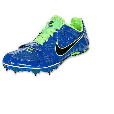 MEN'S NIKE ZOOM RIVAL S 6 TRACK SPIKES CLEATS RUNNING SHOES 8