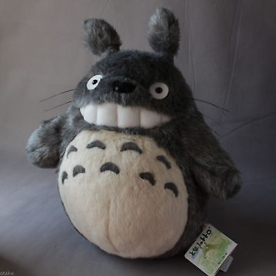 "Studio Ghibli 16"" Grin Totoro - Official Plush New"