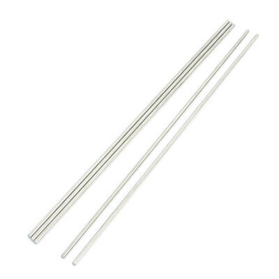 5pcs RC Airplane Toys Spare Parts Stainless Steel Round Bar 180x2mm