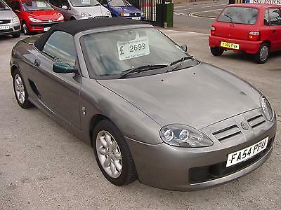 05/54 MG TF 1.6 115 Petrol 2dr Convertible Grey