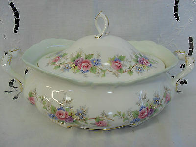 Royal Albert COLLEEN vegetable tureen & lid up to 2 available