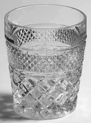 Anchor Hocking WEXFORD Double Old Fashioned Glass 6790269