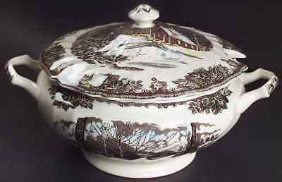 Johnson Brothers THE FRIENDLY VILLAGE (MADE IN CHINA) Tureen 4740184