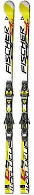 2014 Fischer RC4 WorldCup GS 195cm Skis Only
