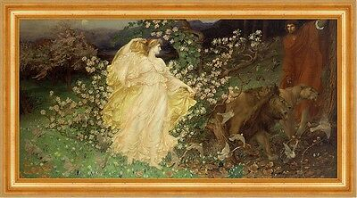 Venus and Anchises William Blake Richmond römische Mythologie Götter B A3 00169