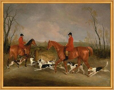 George Mountford, Huntsman to the Quorn Richard Barrett Davis Pferde B A1 00067