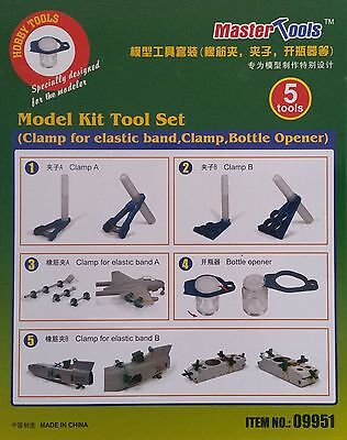 TRUMPETER® 09951 Model Kit Tool Set für Modellbauer