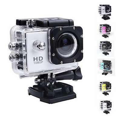 SJ4000 Mini Waterproof 1080P Sports DV Video outdoor Action Camera Camcorder HI5