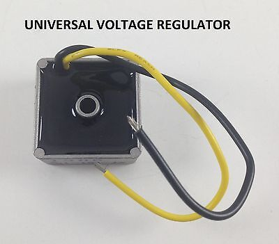 SPI Voltage Regulator Moped Scooter Electrical AC Vespa Universal