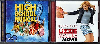 High School Musical 2[O.S.]by H.S.Musical Cast(CD)&The Lizzie McGuire Movie(ECD)