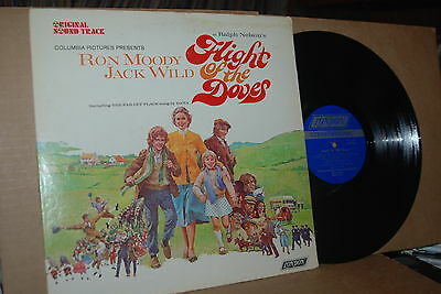 Flight Of The Doves: 1971 London 591 Vg++ Promo Movie Sountrack Lp; Not On Cd