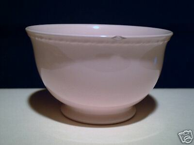 Taylor Smith Small Pink Serving Bowl 1930's