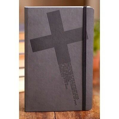 Back Journal with Cross Elastic Strap By Dayspring Cards 133089 *