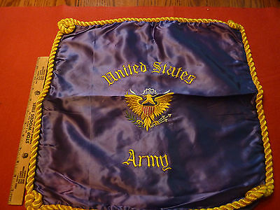 WW II US ARMY pillow cover
