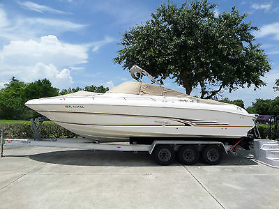2000 Sea Ray 280 Bow Rider Low Hours! Very Clean Boat!