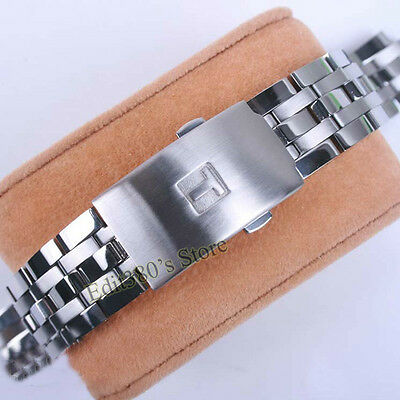 19mm New stainless steel band watch For T17 T461 PRC 200 T014 T41 Free shipping