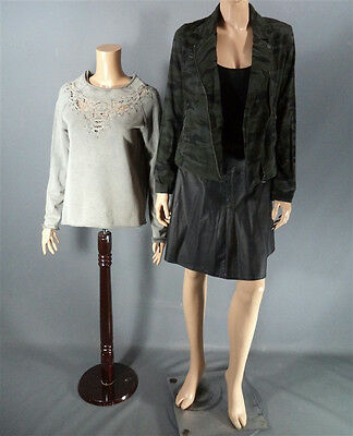 IF I STAY ASTRID ARIELLE TULIAO PRODUCTION USED DKNY JACKET SWEATER SHIRT SKIRT