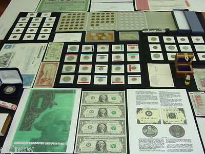 US COIN COLLECTION LOT # 8879 ~ SILVER ~ GOLD~WWII~MORE!~MINT HUGE ESTATE LARGE