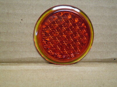 Mint NOS Roadmaster Supreme && Bicycle Glass Delta Flex  Reflector Taillight &&
