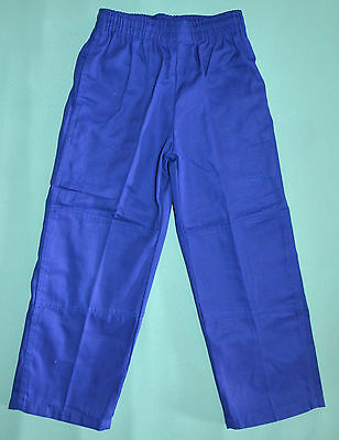 NEW school uniform trousers double knee pants Royal size 5,6,7,8,10,12,14,16