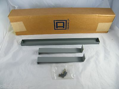 Square D ~ Qmb Panelboard Kit ~ Qw Blank Cover ~ Part Number Qw1Bl