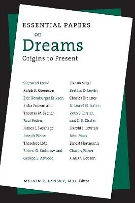 Essential Papers on Dreams - Paperback NEW  1992-04-01