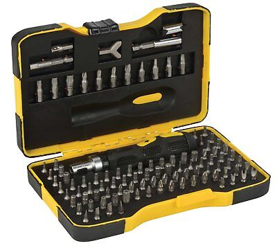 JEGS Performance Products W1719 101-Piece Screwdriver/Bit Set