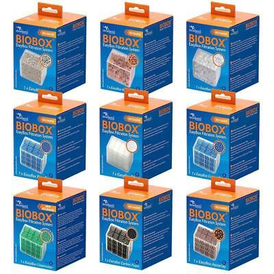 Aquatlantis EasyBox Filter Media Aquarium Fish Tank BioBox Replacements 10 Types