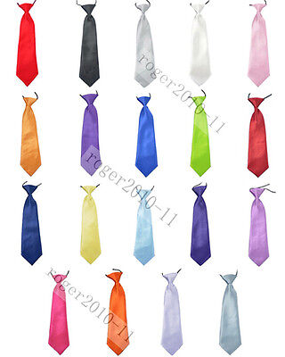 Classic Adjustable Boys Children's Kids Neck Ties Necktie Formal Party GHD0001a