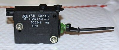 BMW E36 M3 Coupe Sedan Gas Door Actuator 67111387610
