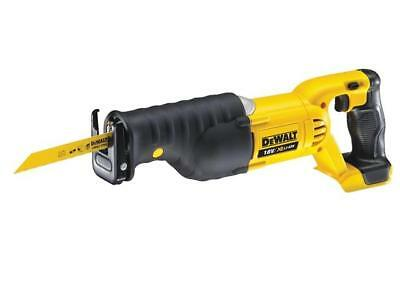 Dewalt Dcs380N 18 Volt Xr Cordless Reciprocating Sabre Saw (Bare Unit) New!