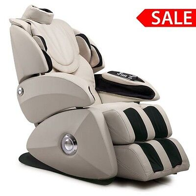 NEW OSAKI OS7000 ZERO GRAVITY MASSAGE CHAIR HEAT THERAPY GAMING THEATER RECLINER