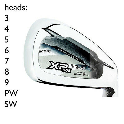 ACER - XP 905 Fer Golf Head Set - 3 4 5 6 7 8 9 PW SW GSET-I3322CS
