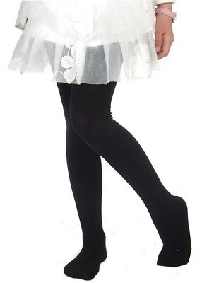 New Girl's Fashion Pantyhose Tights Size Medium 4 - 6 years From Yelete.