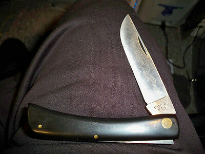 CASE XX LARGE SODBUSTER 2138 WITH 5 DOTS 1975 MODEL UNSHARPENED