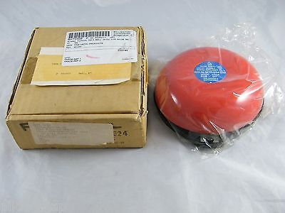 Fike Metal Products ~ Audible Fire Alarm Bell Part 20-053 24Vdc Polarized &Supre