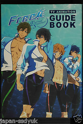 JAPAN TV Animation Free! Eternal Summer Official Guide Book