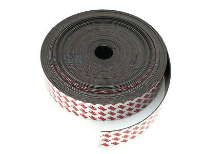 3M Brand High Quality Adhesive Magnetic Tape 50mm (3 Meter Roll per lot)