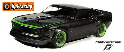 HPI H109299 Sprint 2 Sport Ford Mustang RTR-X1969 2.4GHz RTR 1:10  Neuware/Ovp